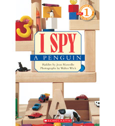 Scholastic Reader!® Level 1-I Spy: I Spy™ a Penguin