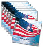 Guided Reading Set: Level F – The American Flag