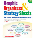 Graphic Organizers & Strategy Sheets That Scaffold Writing From Paragraphs to Essays