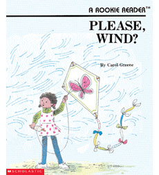 Rookie Reader®—Level B: Please, Wind?