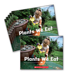 Guided Reading Set: Level G – Plants we Eat