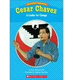 Easy Reader Biographies: Cesar Chavez