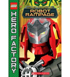 LEGO® Hero Factory: Secret Mission #4: Robot Rampage