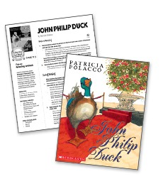 John Philip Duck - Literacy Fun Pack Express