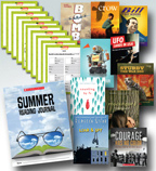 My Books Summer Grade 8 (10 Books)