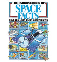 Usborne: The Usborne Book of Space Facts