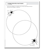 Magic School Bus Science Chapter Book #11: Insect Invaders - Activity Sheet