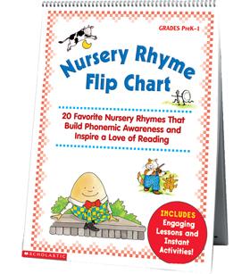 Nursery Rhyme Flip Chart by