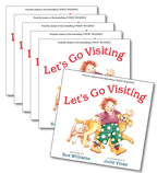Guided Reading Set: Level B – Let's Go Visiting