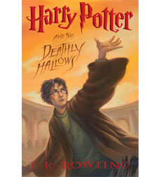 Harry Potter and the Deathly Hallows 9780545010221