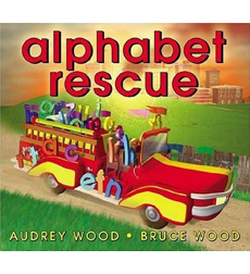 Alphabet Rescue - Big Book Unit