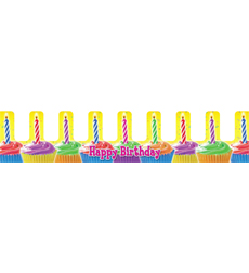 Birthday Cupcake Crowns 9780545119221