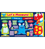 Monsters Measurement Bulletin Board