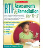 RTI: Assessments & Remediation for K–2