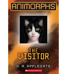 Animorphs: #2 The Visitor