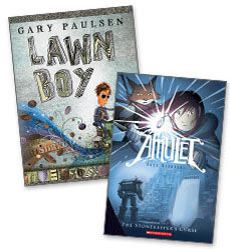 Take Home Book Pack Fiction Grade 6