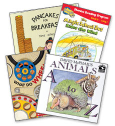 Best Sellers Take Home Book Pack Fiction and Nonfiction Grade K