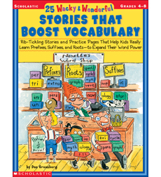 25 Wacky & Wonderful Stories That Boost Vocabulary