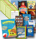 My Books Summer Grade 5 (10 Books)