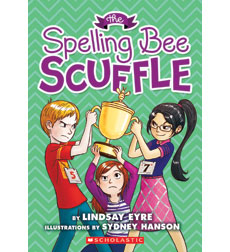 Sylvie Scruggs: The Spelling Bee Scuffle