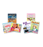 Lexile® Band for College & Career Readiness Collection Grade 3 Fiction / Nonfiction 420L-820L