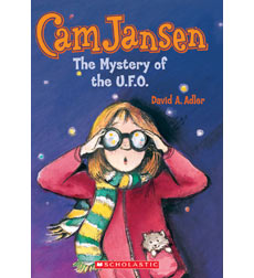 Cam Jansen Mysteries: The Mystery of the U.F.O.