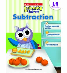 Image of Scholastic Learning Express Level 1: Subtraction