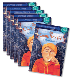Guided Reading Set: Level N – The Chalk Box Kid