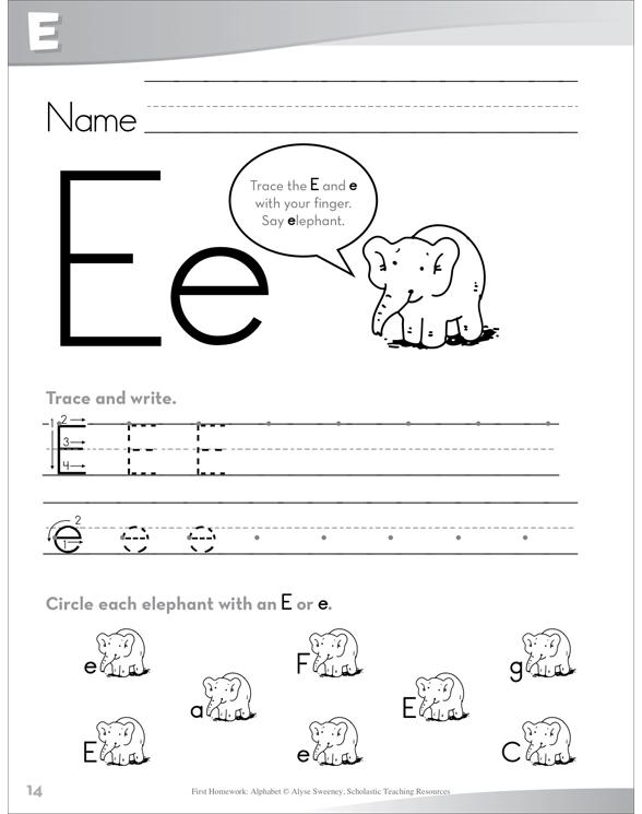 Letters and writing homework helper