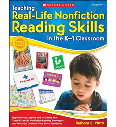 Teaching Real-Life Nonfiction Reading Skills in the K–1 Classroom