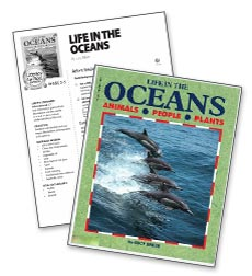 Life in the Oceans – Literacy Express Pack