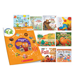 Knowledge Quest! Read-Aloud Collection: Welcome Fall
