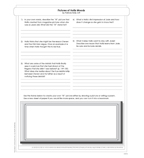Pictures of Hollis Woods - Activity Sheet