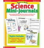 Read & Write Science Mini-Journals