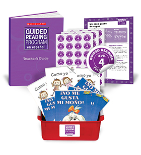 Guided Reading en español: Level 4