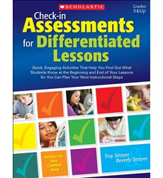 Check-in Assessments for Differentiated Lessons