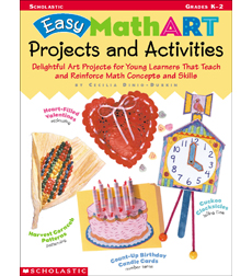 Easy MathART Projects and Activities