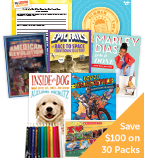 Summer Grade 6 Nonfiction Classroom Set