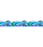 Waves Scalloped Trimmer