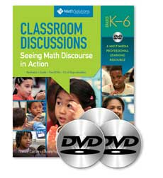 Classroom Discussions: Seeing Math Discourse in Action