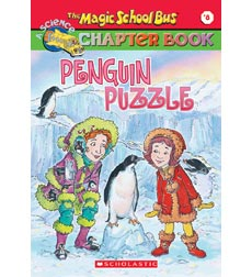 The Magic School Bus® Chapter Books: Penguin Puzzle