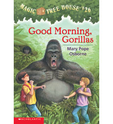 #26 Good Morning, Gorillas