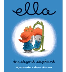 Ella the Elegant Elephant 9780439627924