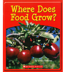 Where Does Food Grow?