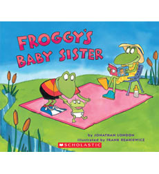 Froggy Books: Froggy's Baby Sister