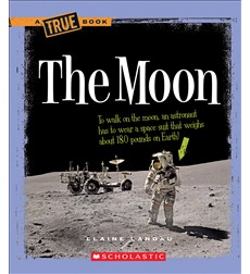 A True Book-Space: The Moon