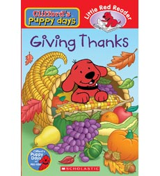 Clifford's Puppy Days: Giving Thanks