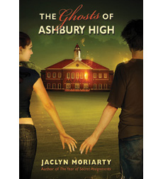 Ashbury High: The Ghosts of Ashbury High