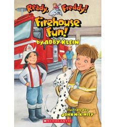 Ready, Freddy!: Firehouse Fun