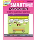 SMART Board™ Lessons: Persuasive Writing
